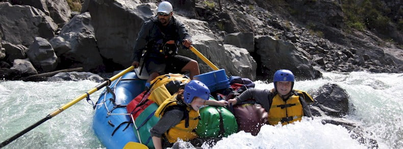 Finding the Right Family Rafting Trip