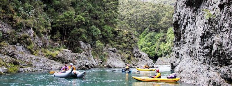 Outstanding Rivers of New Zealand