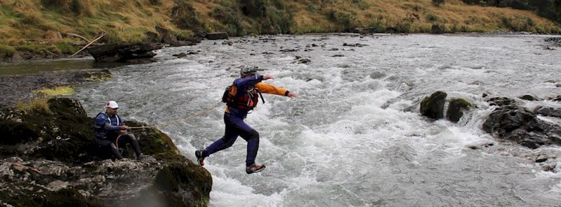 Raft Guide Rescue Course
