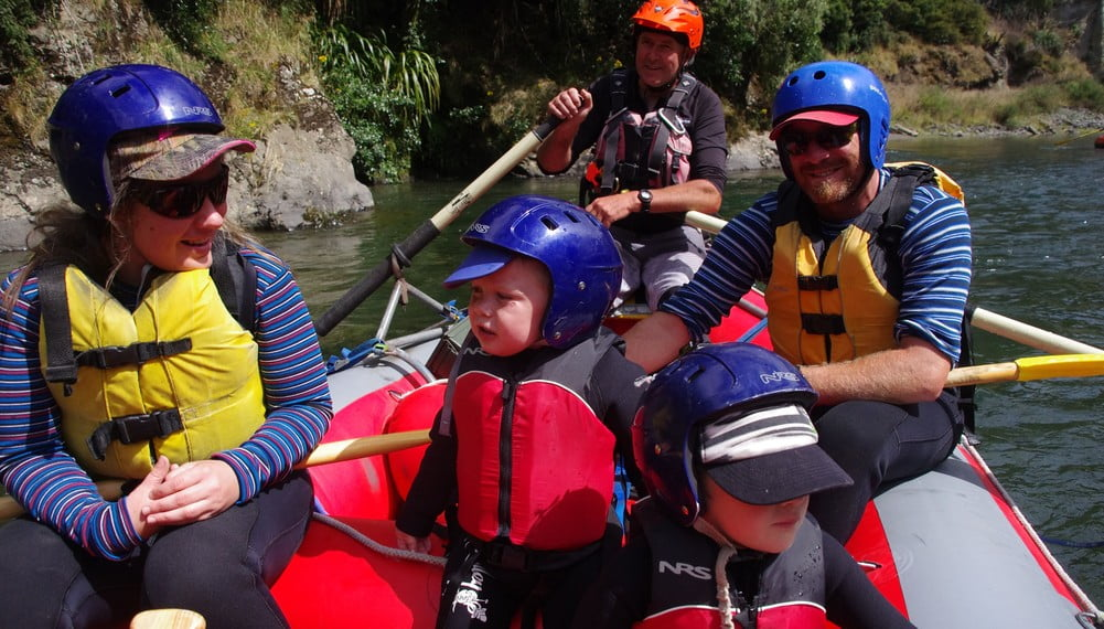 Rafting – Not just for the Thrill Seekers