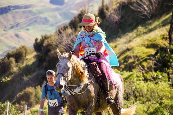 The Great PukeokaHu man vs Horse Marathon – A Recount