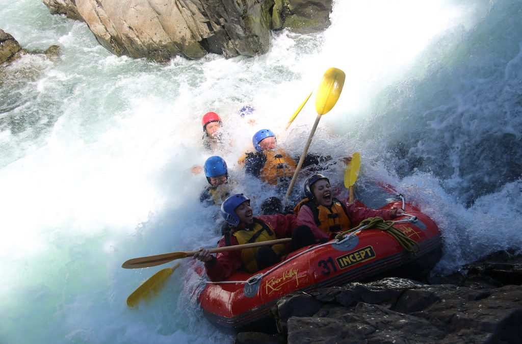 The EPIC Rangitikei Rafting Trip – and how it came to be…
