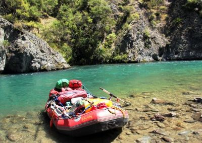 mountains to vineyard multi-day rafting trip on the ngaruroro