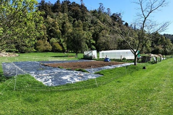 river valley veggie garden extension