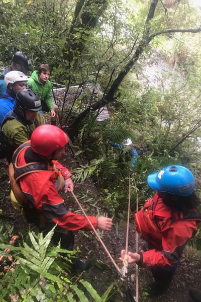 river rescue course 2018