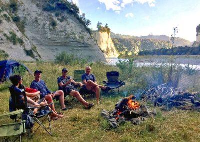 rangitikei river explorer multi day raft trip