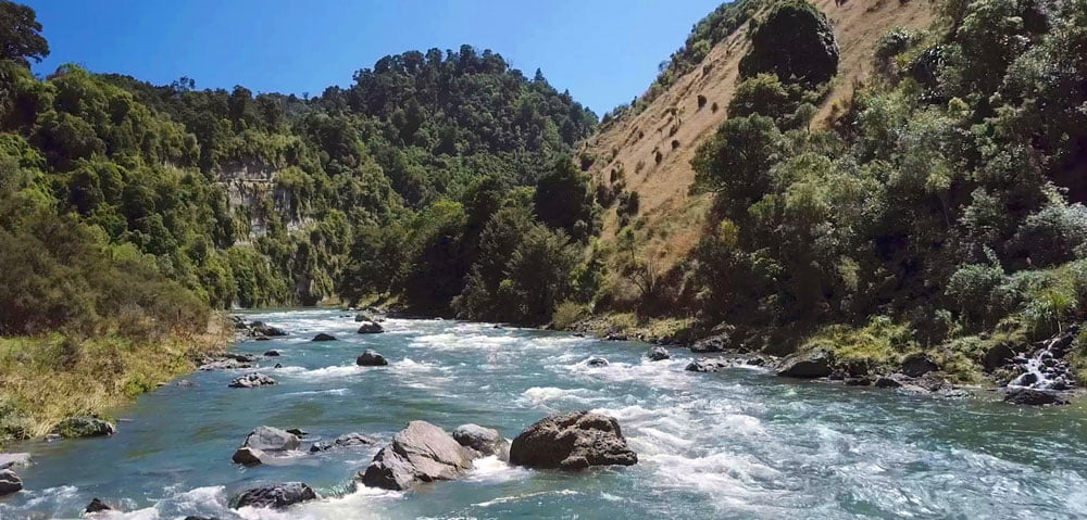 rangitikei river swim spot