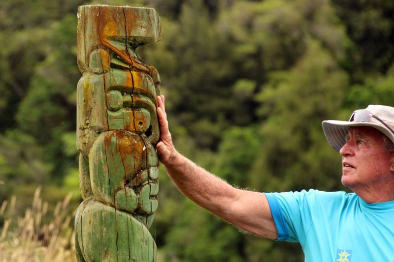 whanganui river dories - roger
