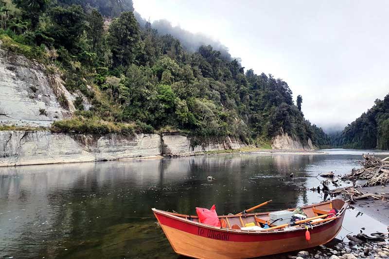Whanganui River Dories