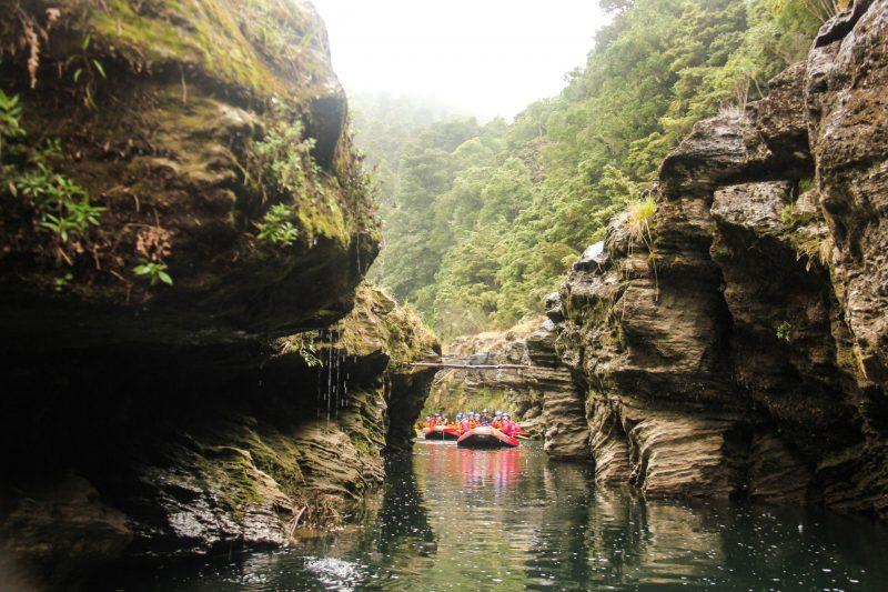 The Narrows - Grade 5 Rafting