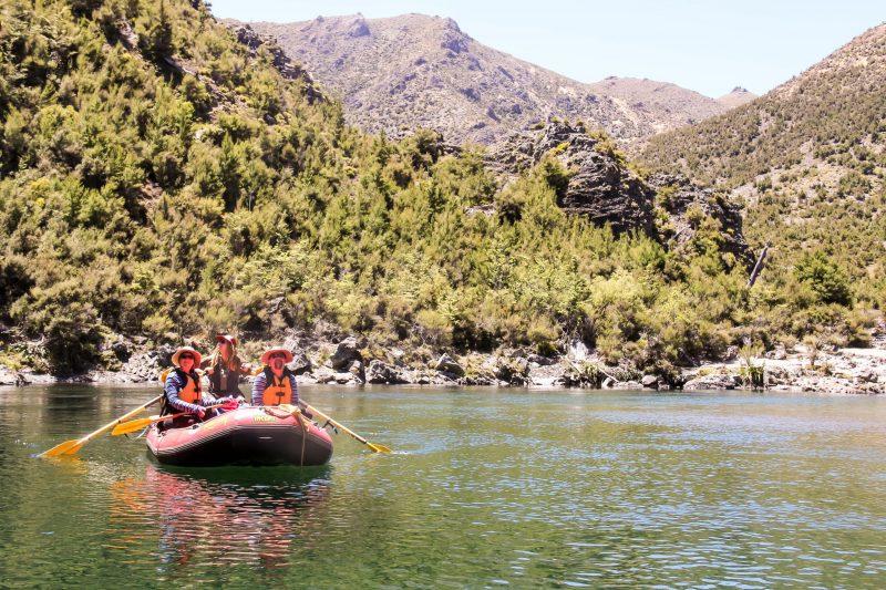 Rangitikei River Headwaters Multi Day River Trip